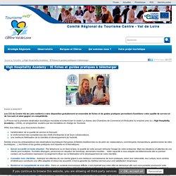High Hospitality Academy : 35 fiches et guides pratiques à télécharger - Actualités - Site pro centre
