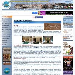 Articles - HOSTELLERIE LA FARANDOLE - Un projet de grande envergure - Sanary.com