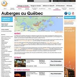 Hostelling International Canada - Auberges de Jeunesse du Canada