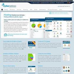Hosting, alojamiento web multidominio