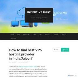 VPS hosting provider in Jaipur