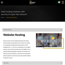 Web Hosting Companies in Pune - IKF