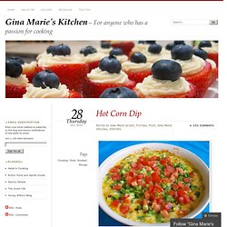 Gina Marie's Kitchen