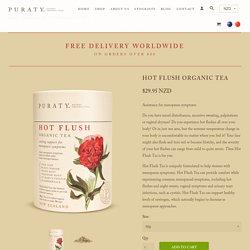 Hot Flush Organic Tea