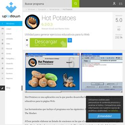 Hot Potatoes 6.3.0.3 - Descargar