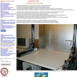 Hot Wire Foam cutting CNC Machines