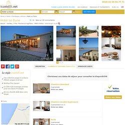 Hotel Le Dune - resort - Arbus - Sardaigne - Italie