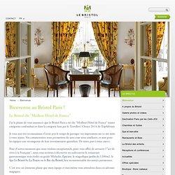 HOTEL DE LUXE 5 ETOILES PARIS