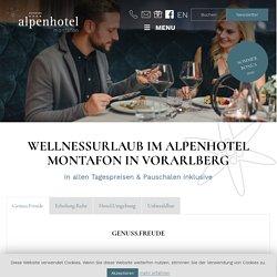 Hotel zum Entspannen in Vorarlberg
