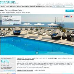 Hotel Fairmont Monte Carlo à Monaco, France
