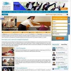 Hospitality Management Courses