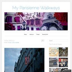 My Parisienne Walkways
