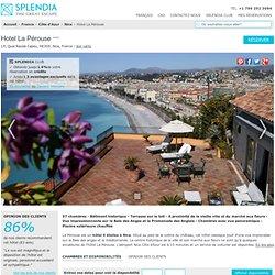 Hotel La Pérouse à Nice, France
