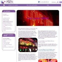 Love Hôtel - Un hôtel de Jour à Thème