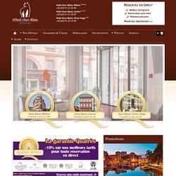 Hôtel Toulouse : 3 Hôtels Ours Blanc à Toulouse Centre