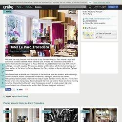 Hotel Le Parc Trocadéro