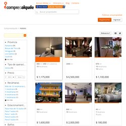 Hoteles en Panama - CompreOAlquile