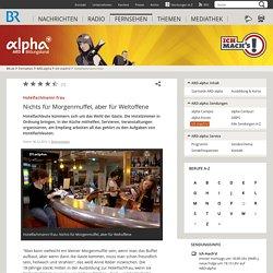 Hotelfachmann/-frau: Nichts für Morgenmuffel...- ARD-alpha