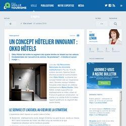 Un concept hôtelier innovant : Okko Hôtels - Veilletourisme.ca