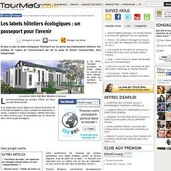 Les labels hôteliers écologiques : un passeport pour l'avenir