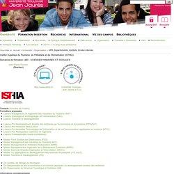 Institut Supérieur du Tourisme, de l'Hôtellerie et de l'Alimentation (ISTHIA)