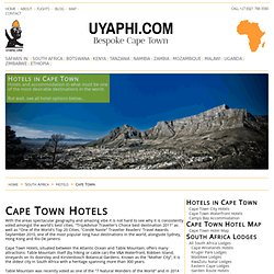 Cape Town Hotels & Accommodation, luxury South Africa hotels