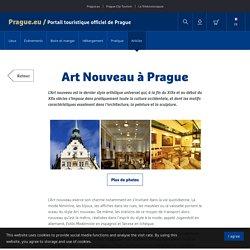 Hôtels Art Nouveau à Prague - Prague.eu
