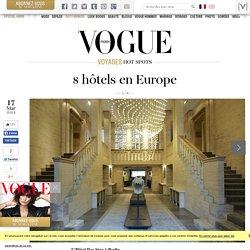 Guide des hôtels en europe week-end à Berlin Hôtel Das Stue