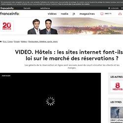 Hôtels : les sites internet font-ils la loi sur le marché des réservations ?