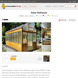 Solar Hothouse : 5 Steps (with Pictures) - Instructables