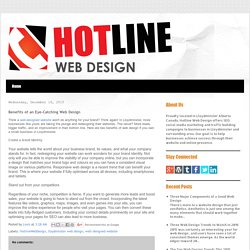 Benefits of an Eye-Catching Web Design