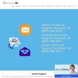 Hotmail Helpline Number UK 0800-098-8351 Email Support Number UK