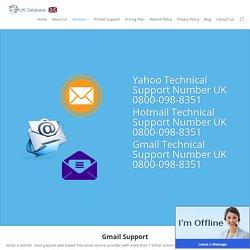 Hotmail Helpline Number UK 0800-098-8351 Email Support Number UK