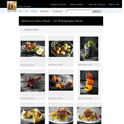 Fine Art Food P{hotography - Food Pictures & Images