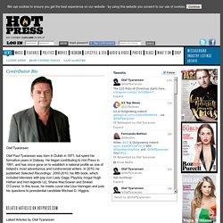 hotpress.com - Author Bio