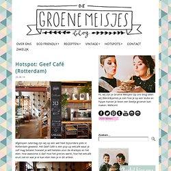 Hotspot: Geef Café (Rotterdam)