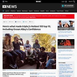 Here's what made triple j's Hottest 100 top 10, including Ocean Alley's Confidence