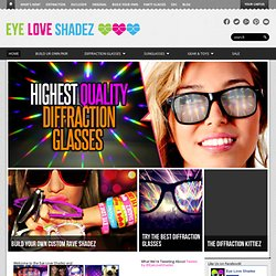 Eye Love Shadez | Welcome