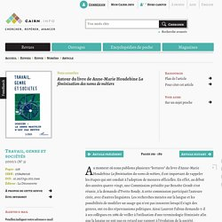 Autour du livre de Anne-Marie Houdebine La féminisation des noms de métiers