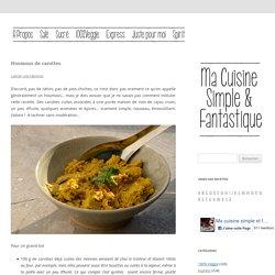 Ma Cuisine Simple et Fantastique