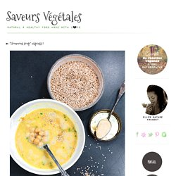 """► """"Houmous soup"""" express !"""