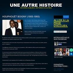 Félix Houphouët Boigny (Dia Houphouët) 1905-1993