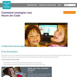 ‎hourofcode.com/fr/resources/how-to