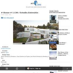 # House # 1.130 / Estudio.Entresitio