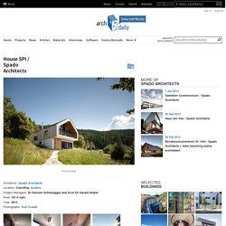 House SPI / Spado Architects