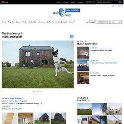 The Dox House / Mjölk architekti