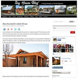 Rina Swentzell's Adobe House