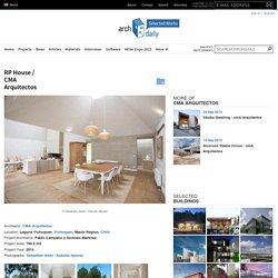 RP House / CMA Arquitectos
