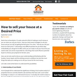 How to sell your house at a Desired Price - Sellyournjhome