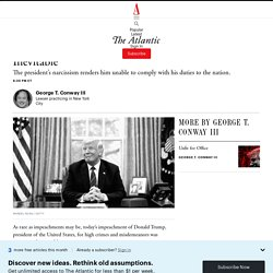 12/18/19: House Vote on Impeachment Was Inevitable